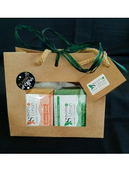 Grand emballage cadeau offert !